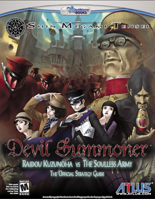 Devil Summoner Raidou Kuzunoha vs. The Soulles Army - DoubleJump Guide