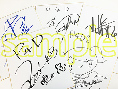 P4D-Voice-Cast-Autographs