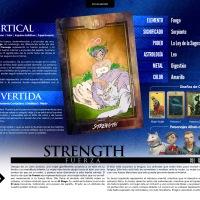 Infografía – VIII STRENGTH