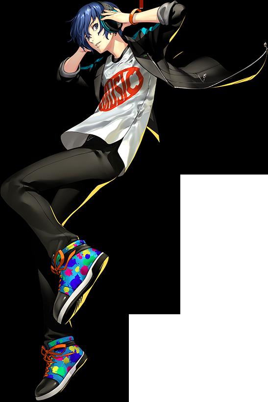 Persona-3-Dancing-Render