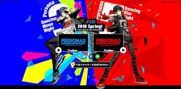 Persona-Dance