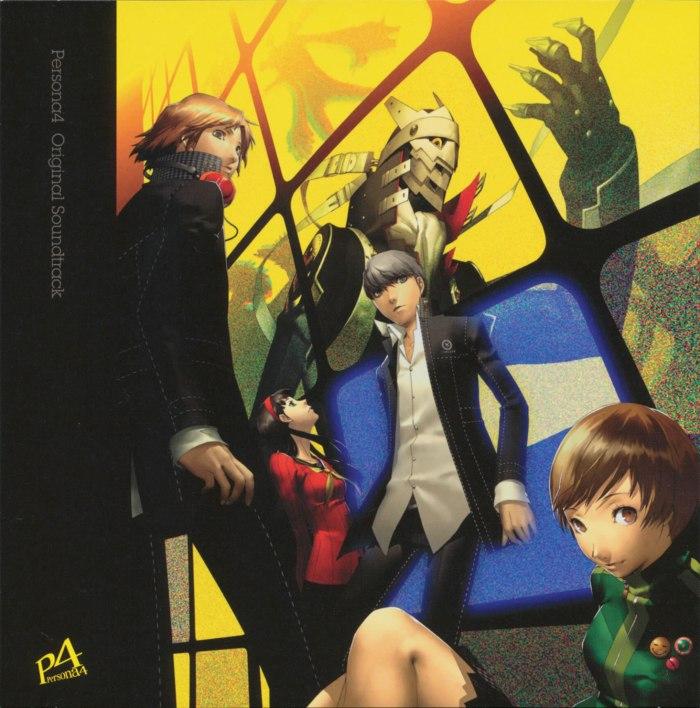 Persona-4-OST