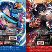Scans de la revista Dengeki PlayStation Vol. 653 muestran un poco mas de los juegos de baile de Persona 3 y Persona 5
