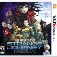 Fecha de lanzamiento y portada oficial de Shin Megami Tensei: Strange Journey Redux