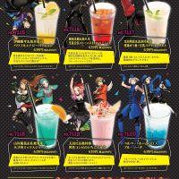Colaboración de juegos de danza de Persona y Pasela Resorts Cafe